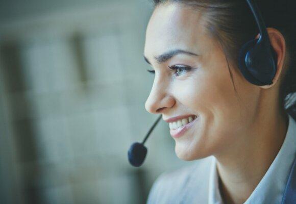 Kokybiškas klientų aptarnavimas | Brilliance